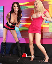 Party Times Girls Cli - Jessica Jaymes, Hely Mae Hellfire hardcore
